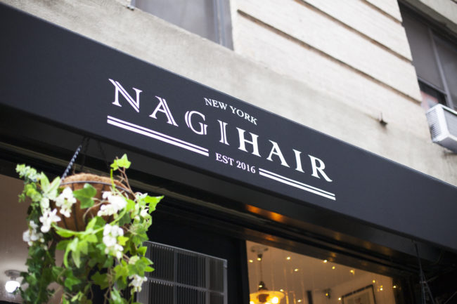 nagihair best japanese hair salon NYC